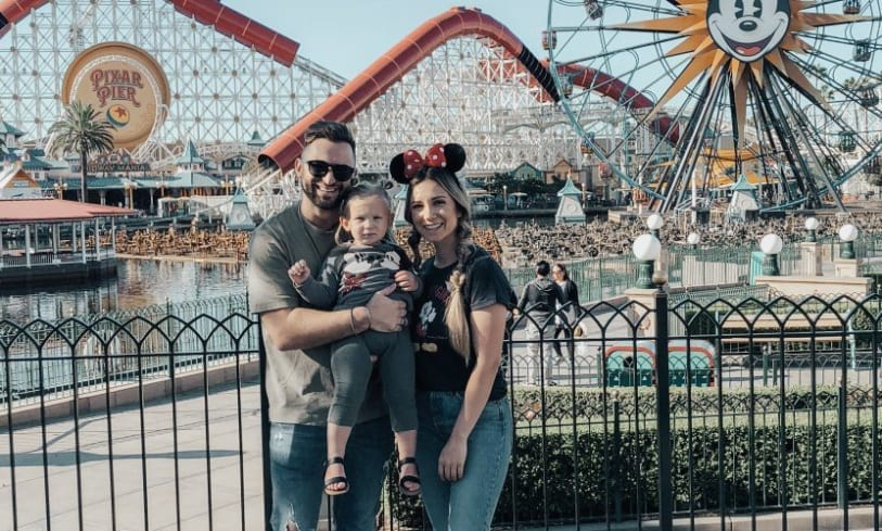 Aria's First Time in Disneyland