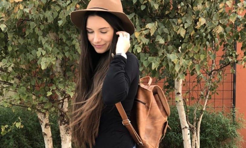 Jerusalem Backpack
